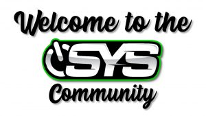 Welcome to the SYS Community